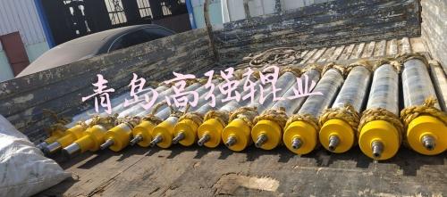 青岛高强辊业小光辊发货到城阳工业园